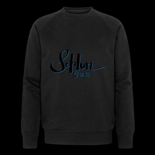 Schluri - Männer Bio-Sweatshirt von Stanley & Stella