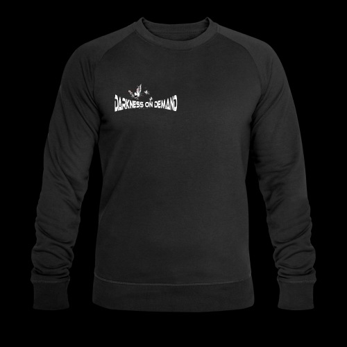 DoD Darkness on Demand Cat - Männer Bio-Sweatshirt von Stanley & Stella