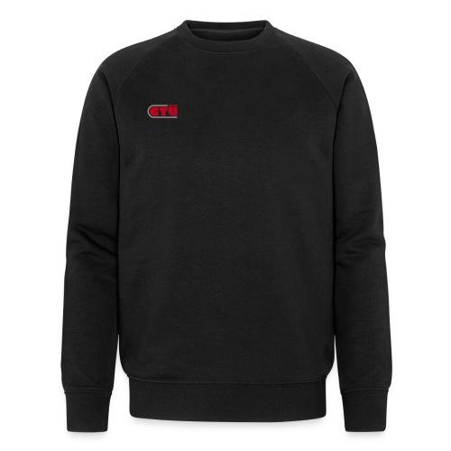 logo-ing-white - Männer Bio-Sweatshirt von Stanley & Stella