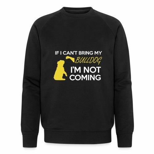 My Bulldog - Sweat-shirt bio