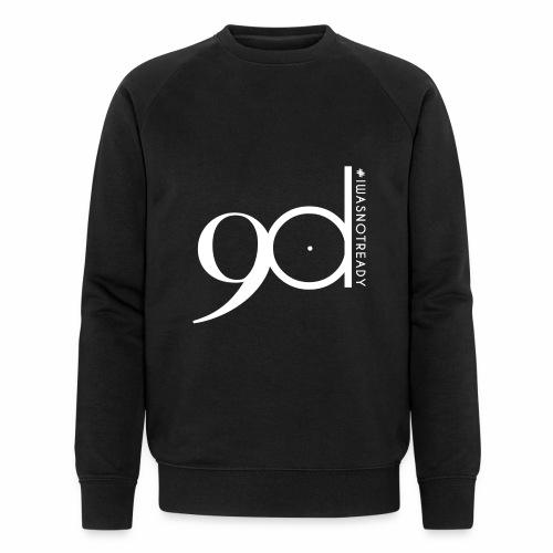 logoblanc - Männer Bio-Sweatshirt von Stanley & Stella