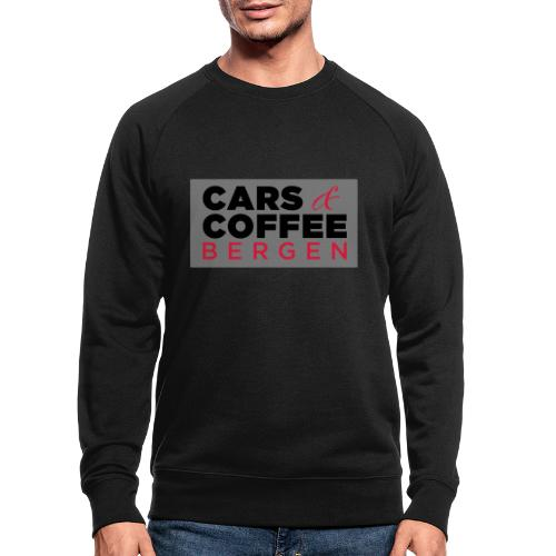 Carsandcoffee - Økologisk sweatshirt for menn