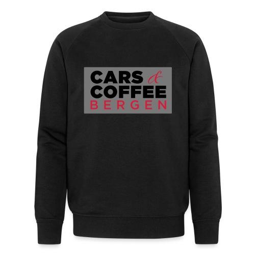 Carsandcoffee - Økologisk sweatshirt for menn fra Stanley & Stella