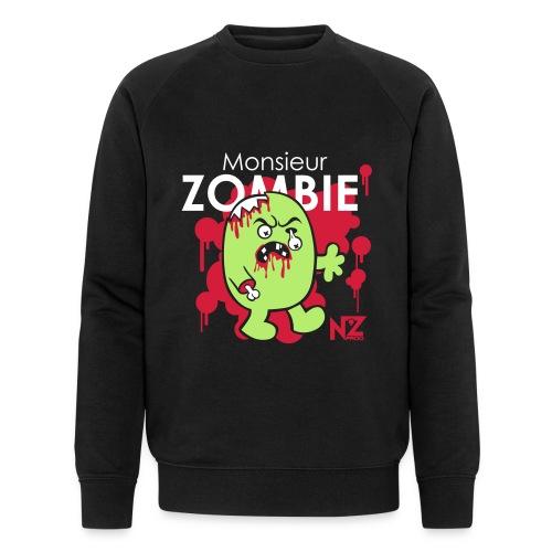mr zombie - Sweat-shirt bio Stanley & Stella Homme