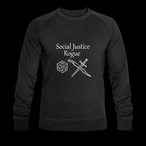 Social Justice Rogue - Men's Organic Sweatshirt
