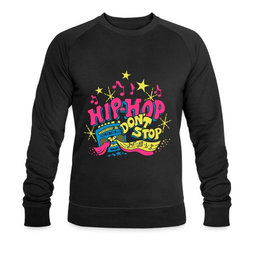 hiphop_style - Männer Bio-Sweatshirt von Stanley & Stella