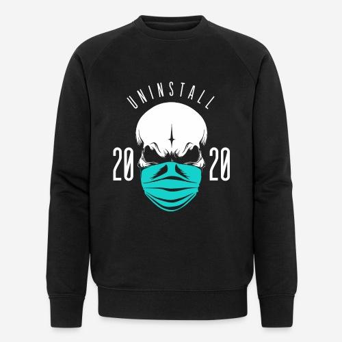 2020 deinstallieren - Männer Bio-Sweatshirt von Stanley & Stella