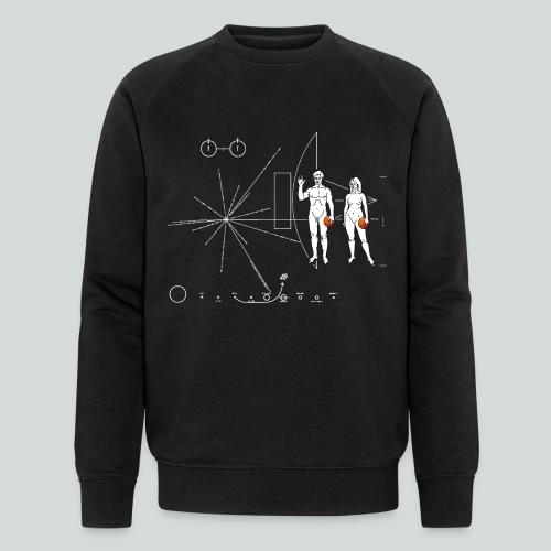 Basketball Pioneer Plaque - Sweat-shirt bio Stanley & Stella Homme