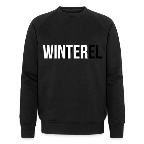 Winter Apparel Logo - Økologisk Stanley & Stella sweatshirt til herrer
