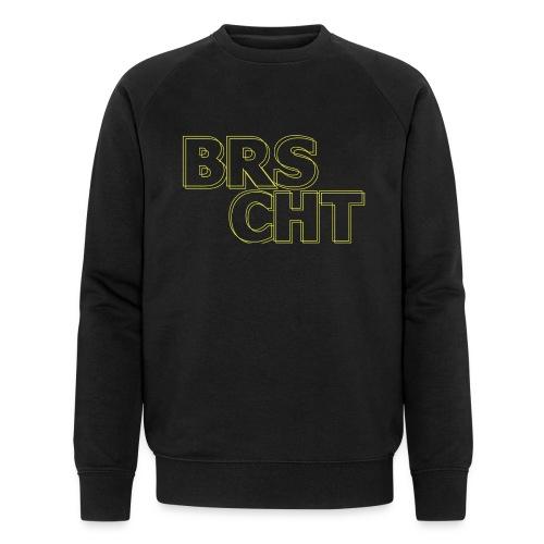brscht lines - Sweat-shirt bio Stanley & Stella Homme