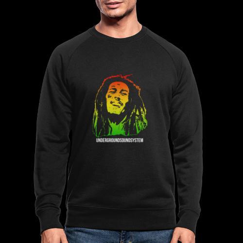 King of Reggae - Männer Bio-Sweatshirt