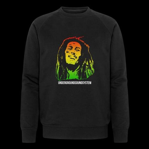 King of Reggae - Männer Bio-Sweatshirt von Stanley & Stella