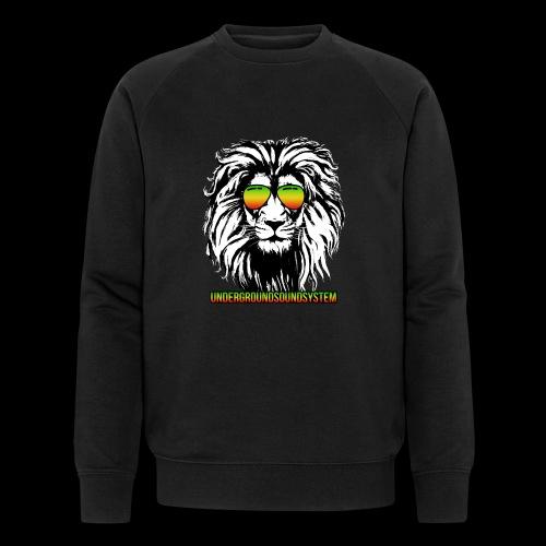 RASTA REGGAE LION - Männer Bio-Sweatshirt von Stanley & Stella