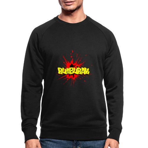 Rumburak - Männer Bio-Sweatshirt