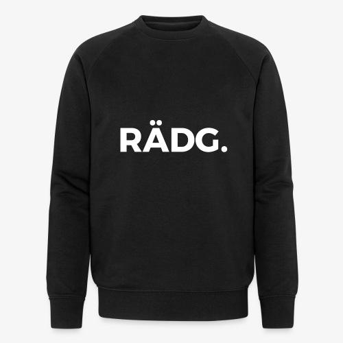 design raedg - Männer Bio-Sweatshirt von Stanley & Stella
