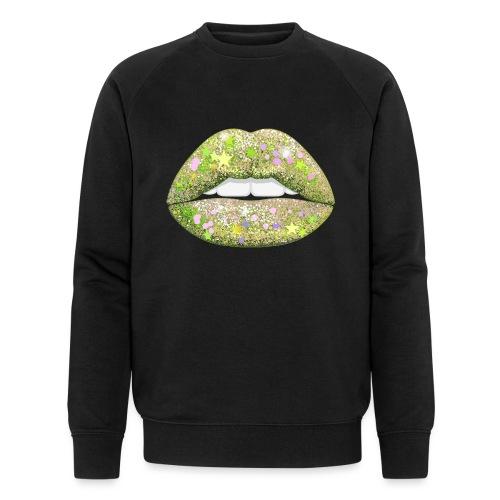 FAIRY SHIMMER - Men's Organic Sweatshirt by Stanley & Stella