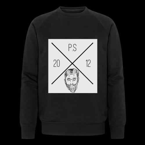 Holzmasken Schober Patrick - Männer Bio-Sweatshirt