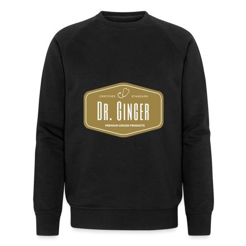 Dr. Ginger - Männer Bio-Sweatshirt