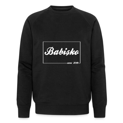 BABISKO   sene 2019   Cift -> ANNECIK - Männer Bio-Sweatshirt