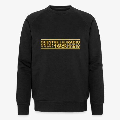 Logo Long jaune - Sweat-shirt bio
