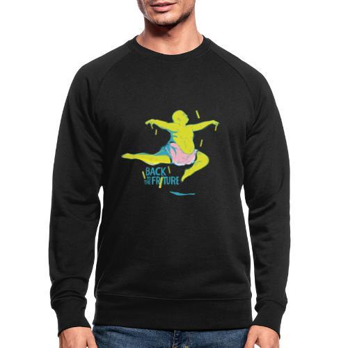 friture-vert - Sweat-shirt bio