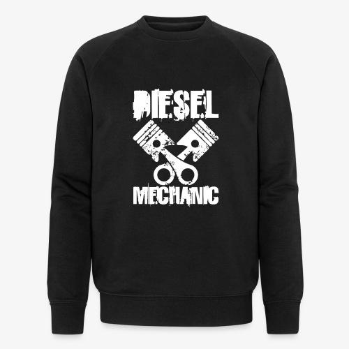 Diesel Mechanic I Dieselholics - Männer Bio-Sweatshirt von Stanley & Stella