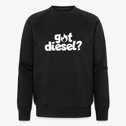 Got Diesel I Dieselholics - Männer Bio-Sweatshirt von Stanley & Stella