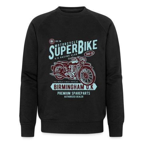 T-Shirt Moto Vintage années 50/60 - Sweat-shirt bio