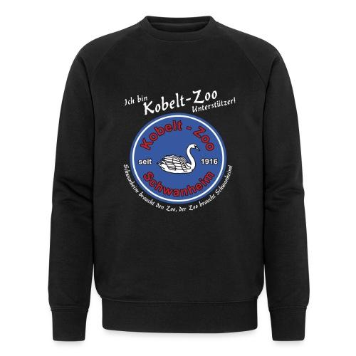 Highlanders Kobelt-Zoo Benefiz Shirt - Schwan - Männer Bio-Sweatshirt von Stanley & Stella