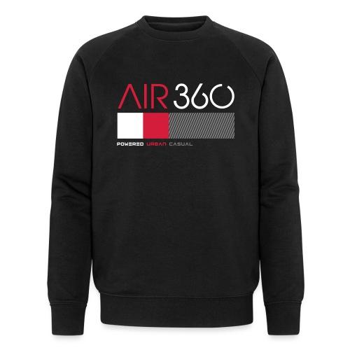 Air360black - Sudadera ecológica hombre