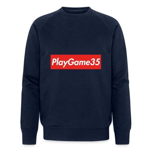 PlayGame35 - Felpa ecologica da uomo di Stanley & Stella