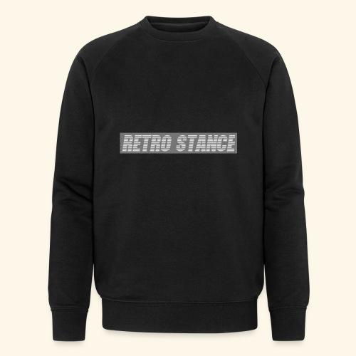 Retro Stance - Men's Organic Sweatshirt by Stanley & Stella
