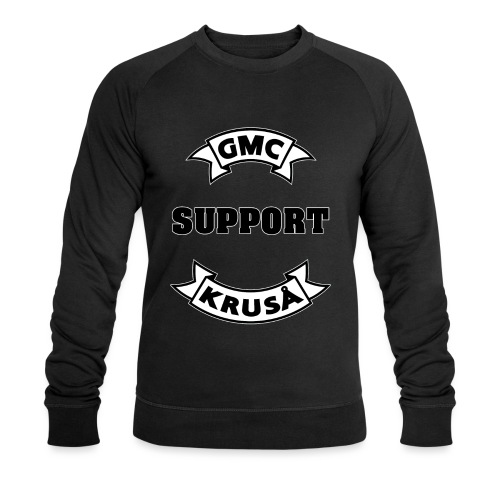 GMC SUPPORT - Økologisk Stanley & Stella sweatshirt til herrer
