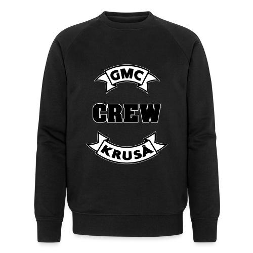 GMC CREWSHIRT - KUN FOR / CREW MEMBERS ONLY - Økologisk Stanley & Stella sweatshirt til herrer