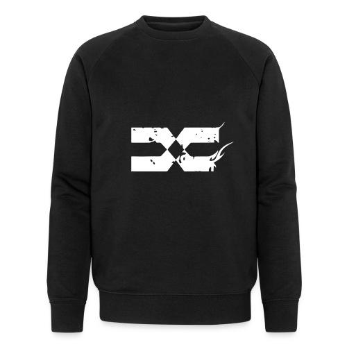 Logo Blanc Clothing png - Sweat-shirt bio