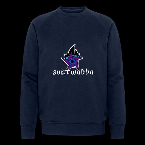 Suhtwabba - Miesten luomucollegepaita