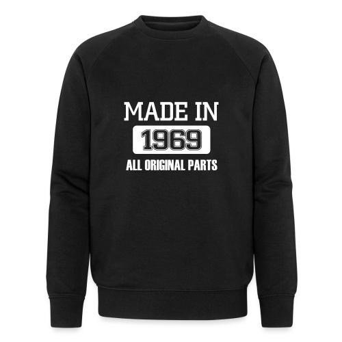 Made in 1969 - Men's Organic Sweatshirt by Stanley & Stella