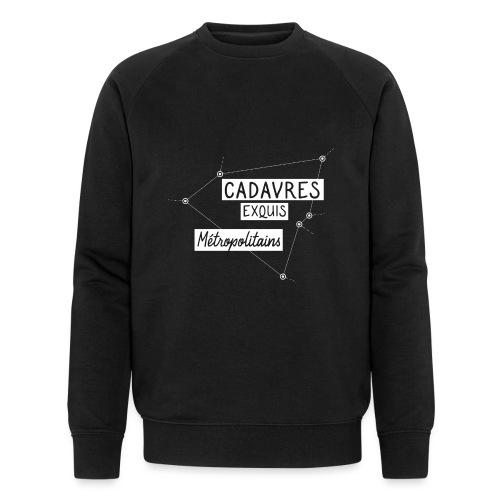 Cadavres Exquis Métropolitains - Sweat-shirt bio