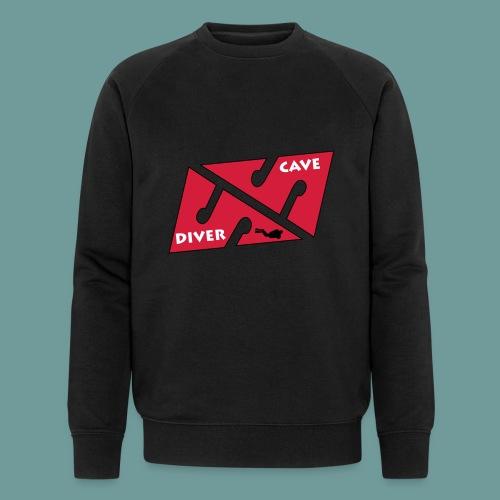 cave_diver_01 - Sweat-shirt bio Stanley & Stella Homme