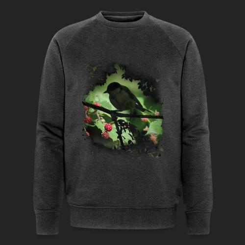 Petit oiseau dans la forêt - Sweat-shirt bio Stanley & Stella Homme
