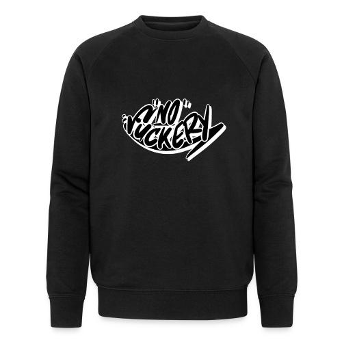No Fuckery - Økologisk sweatshirt til herrer