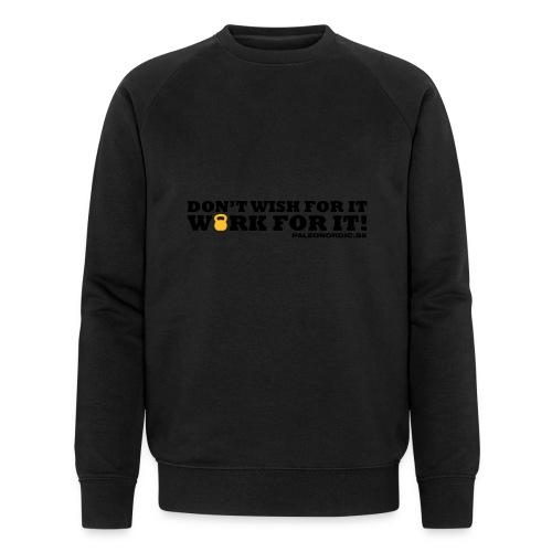 workforitsmal - Ekologisk sweatshirt herr