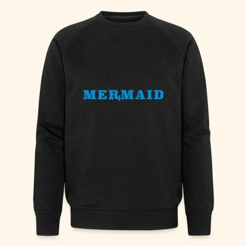 Mermaid logo - Ekologisk sweatshirt herr från Stanley & Stella