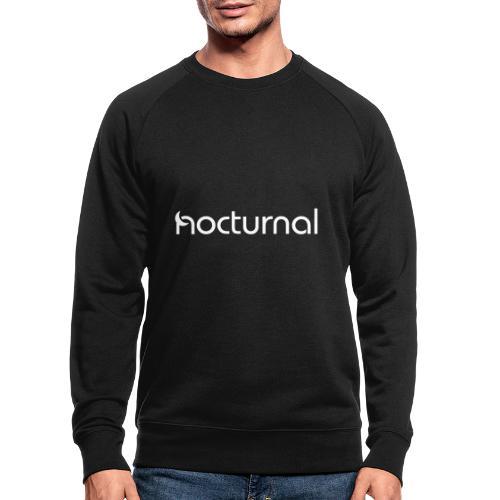 Nocturnal White - Men's Organic Sweatshirt