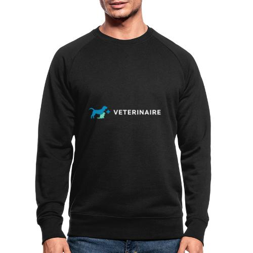 Vétérinaire, un métier qui a son importance - Sweat-shirt bio
