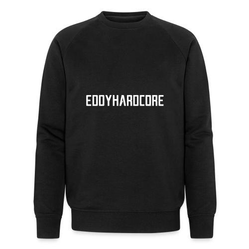 EddyHardcore logo nek transparant png - Mannen bio sweatshirt van Stanley & Stella