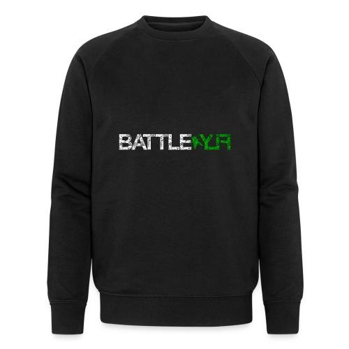 Logo_1_vorn - Männer Bio-Sweatshirt