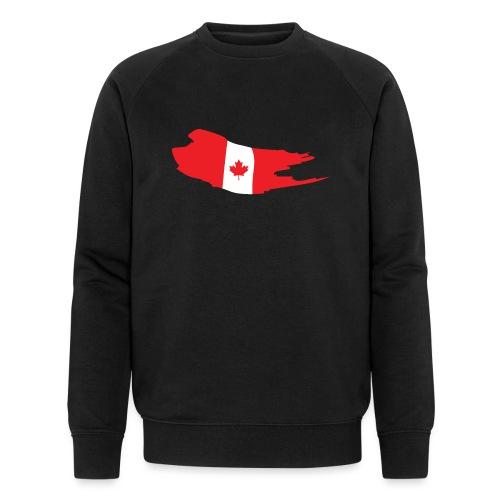 Canada Flag - Sudadera ecológica hombre de Stanley & Stella