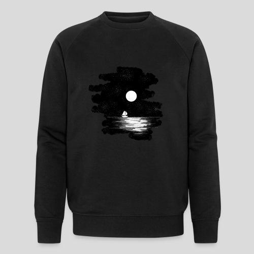 Mond Nacht - Männer Bio-Sweatshirt von Stanley & Stella
