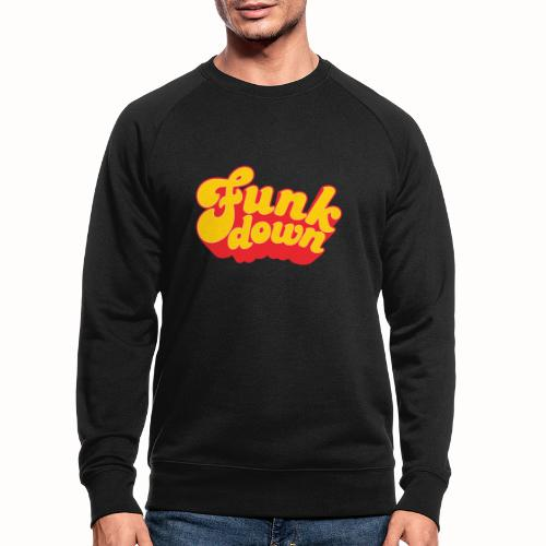 Funkdown Official Merchandise - Økologisk sweatshirt til herrer